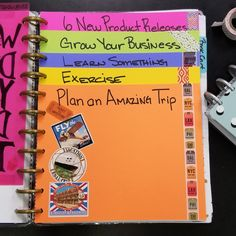 I don't want to freak you out, but it's time to write your 2018 goals. Using a WDYDT notebook can help you be more effective at reaching those goals.