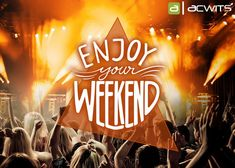 Let the Weekend begin. Weekend Vibes, Happy Weekend, Happy Friday, Let The Weekend Begin, Party Time, Neon Signs, Let It Be
