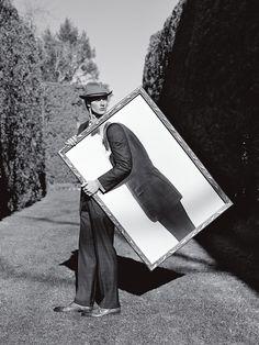 Paul Stuart Spring 2012 Lookbook by Rodney Smith