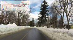 Traverse City Virtual Video Bike Running Driving Tour