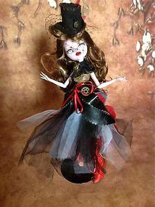 Monster High Repaint Draculara Chloe | eBay