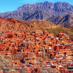 Iran, Isfahan province, Natanz, Abyaneh village More in: http://iranvis.blogspot.com #Iran #MustSeeIran #travel #traveling