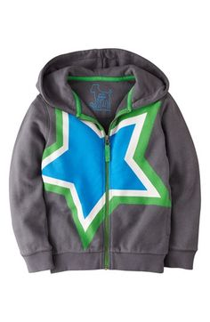 Mini Boden 'Icon' Hooded Sweatshirt (Toddler Boys, Little Boys & Big Boys) available at #Nordstrom