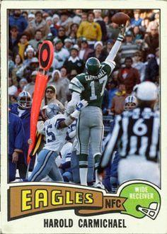 Harold Carmichael Philadelphia Eagles