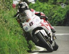 Guy Martin, Isle of Man TT.