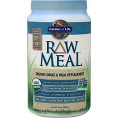 GARDEN OF LIFE Raw Meal - Organic Shake & Meal Replacement Chocolate Cocao 986 grams