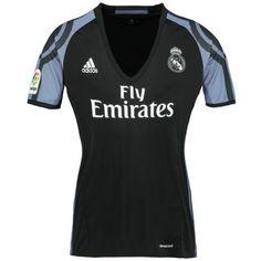 Maillot Real Madrid Femme 2016-2017 Third Real Madrid Shirt 25e9bcb646b66