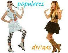 Divinas y populares