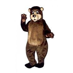 225-Z Grandpa Bear - Team-Mascots.  See more bear mascot costumes at:  http://www.team-mascots.com/bear-mascot-costumes/bear-225
