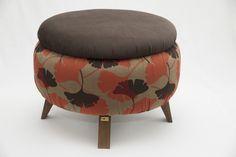 Encontrá Puff Banqueta Sillon Sustentable. Muebles, Living y más objetos únicos recuperados en MercadoLimbo.com.