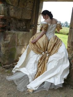 Gowns Pagan Wicca Witch:  Fairytale #gown.