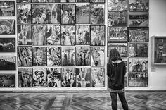 Leopold musem Vienna, Photo Wall, Museum, Street, Frame, Home Decor, Homemade Home Decor, Photography, Roads