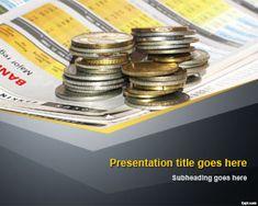 Business Cash Money PowerPoint Template
