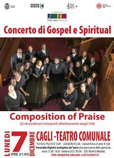 Eventinews24: Concerto Gospel al Teatro di Cagli (PU) - 7 dicemb...