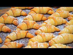 ВКУСНО - НЕ ЗНАЧИТ ДОРОГО! РОГАЛИКИ к ЧАЮ РЕЦЕПТ | Кулинарим с Таней - YouTube Doughnut, Food And Drink, Ethnic Recipes, Desserts, Foods, Youtube, Tailgate Desserts, Food Food, Deserts