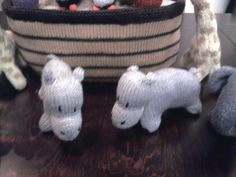 Hippos for the Ark