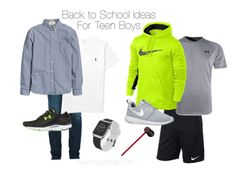 Back to School Fashion Ideas for Teen Boys