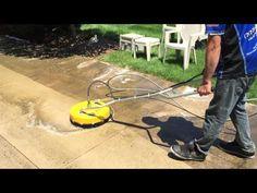 Sidewalk pressure washing near York PA 17402