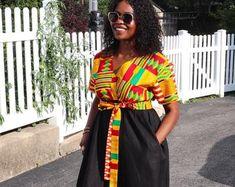 Boutique Clothing, Women's Clothing, African Print Jumpsuit, African Head Wraps, Unique Clothes For Women, Ankara Dress, African Dresses For Women, Unique Dresses, Jumpsuits For Women