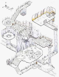 3D - Cavernas