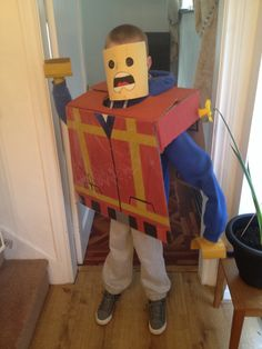 Home made Lego movie emmet for world book day Lego Movie Costume, Halloween Fancy Dress, Halloween Costumes, World Book Day Ideas, World Book Day Costumes, Army Party, Kids Dress Up, Babysitting, Bad Hair