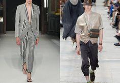 Οι fashionistas καταγράφουν τις τάσεις της μόδας για τη σεζόν Άνοιξη - Καλοκαίρι 2018, με την κυρίαρχη τάση να μοιάζει με το style του... τουρίστα.
