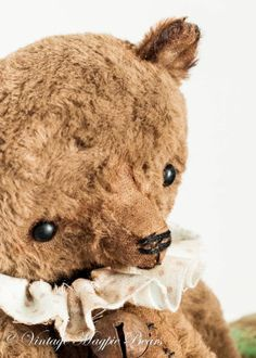 Bertie by VintageMagpieBears on Etsy, £165.00