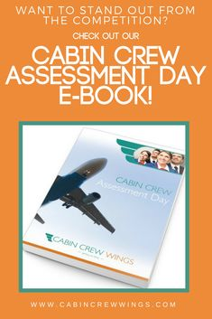 If you plan to apply to become cabin crew or have already been invited to a selection day, this fantastic book is EXACTLY what you need. Middle East Airlines, Cabin Crew Jobs, Crew Hair, Major Airlines, Guest Cabin, Virgin Atlantic, British Airways, Assessment, Book Covers