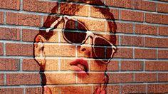Photoshop Tutorial: How to Transform a Photo into a Brick Wall Portrait