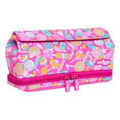 Diy Pencil Case, Pencil Boxes, Pencil Pouch, Kids Charm Bracelet, Pusheen Cute, Vera Bradley, Jojo Bows, Kids Makeup, Back To School Supplies
