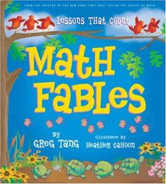 DreamBox Learning® : 7 Math Storybooks Every Child Should Read, No. 3 Math Fables