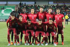 DESPORTO ALMADA: Futebol - Sub-21: Portugal goleia a Grécia,em jogo...