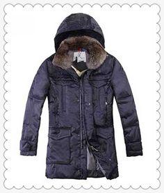 moncler mens vanoise gray jacket