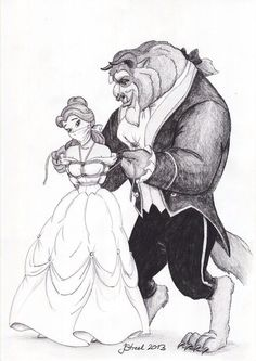 If it's wrong I don't wanna be right. Belle and Prince Adam The Beast