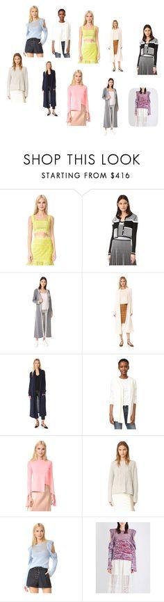 """Fashion girls"" by ramakumari ❤ liked on Polyvore featuring Monique Lhuillier, Prabal Gurung, ThePerfext, TSE, TIBI, Nili Lotan, Philosophy di Lorenzo Serafini and vintage"