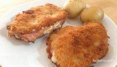 Recetas para el tupper: libritos de lomo French Toast, Muffin, Healthy Eating, Lunch, Meat, Cooking, Breakfast, Recipes, Food