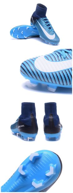 finest selection 394d9 3d480 Chaussures Nike mercurial superfly 5 Col dynamic Fit qui assure au maximum  le confort en épousant la forme du pied.
