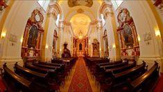 Kostol svätého Ladislava (piaristický) v Nitre [8K] Trips, Home Decor, Viajes, Decoration Home, Room Decor, Traveling, Home Interior Design, Travel, Home Decoration