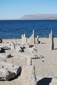 Elephant Butte Lake, New Mexico