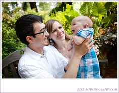 WRAL Azalea Gardens – Sneak Peek!: C Family Portrait