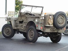 Ford GPW 1945