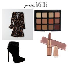 Sexy Spring by mdomo on Polyvore featuring polyvore fashion style American Eagle Outfitters Alaïa Morphe clothing