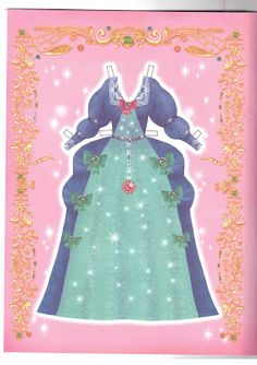 Summer Princess paper doll (10 of 10) | Picasa Web Albums
