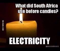 Load shedding in South Africa has become a problem for us all. Please see the various products we have available at Brand Innovation to make load shedding just a little more bearable www.brandinnovation.co.za