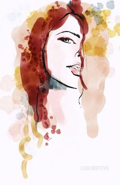 Watercolor & ink brushes in Corel Painter