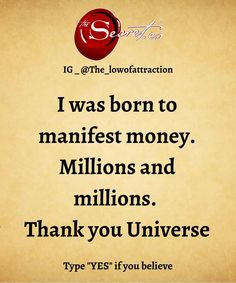Positive Self Talk, Positive Affirmations Quotes, Money Affirmations, Positive Thoughts, Spiritual Prayers, Spiritual Quotes, Spiritual Meditation, Manifestation Law Of Attraction, Law Of Attraction Affirmations
