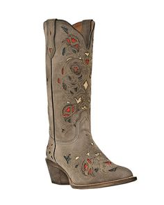 Not a country boot wearin kind of girl, but as cute as they're getting these days I may be able to pull em off..... : )  LOVE