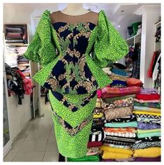 Latest African Fashion Dresses, African Print Dresses, African Dresses For Women, African Print Fashion, Africa Fashion, African Attire, African Print Dress Designs, Ankara Designs, Ankara Styles