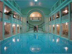 Bedford Springs Resort - Spring Water Pool