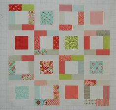 Um...so I started another quilt today   Flickr - Photo Sharing!
